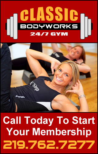 fitness club membership portage indiana