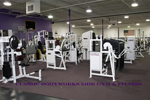 24 hour fitness club portage indiana equipment